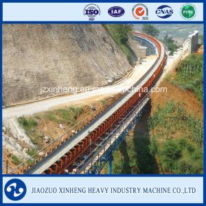 Heavy Industry Flat Belt Conveyor pictures & photos
