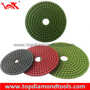 Wet Polishing Pads for Polishing Granite and Marble pictures & photos