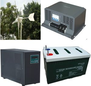 2kw off Grid Wind Power Systems for Homes pictures & photos