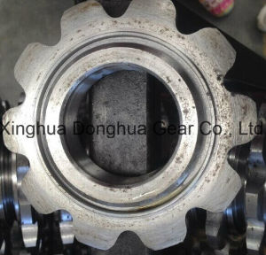 15 Teeth 428 Chain Glide Wheel Sprocket for YAMAHA C8 F8 Bending Beam Srz125 Ybr125 Sprockets Motorcycle Fuel Economizer Gear pictures & photos