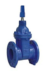 Non-Rising Resilient Soft Seated Gate Valve BS5163 Type B pictures & photos