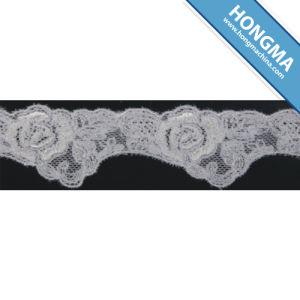 Nylon Crochet Non Elastic Tricot Lace (1608-0003)