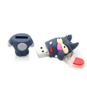 USB Flash Drive 64G Pendrive 32g Pendrive 64G 16GB 8GB 4G USB Stick Big Wolf Model Flash Drive USB2.0 Memory Stick pictures & photos