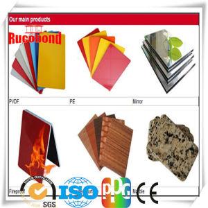 Guangzhou Rucobond Building Material PVDF Acm ACP Aluminium Composite Panel pictures & photos
