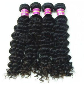 Natural Raw Vrigin Remy Braizilian Human Hair Weft Weaving Extension