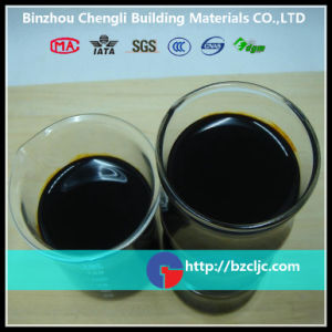 Cl-Al-35 Brown Liquid Superplasticizer for Construction