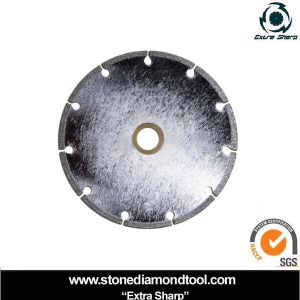 Electroplated Diamond Cutting Stone Diamond Cutting Blade pictures & photos