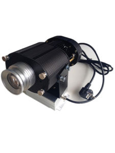 Gobo Glass Projector 80W LED Indoor Static Image Use in 30 Meters Distance pictures & photos