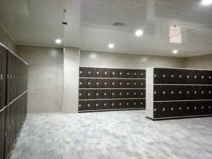 Js38-3 Tier Locker for Gym or Swimming Pool pictures & photos