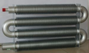 High Frequency Welding Spiral Stainless Steel Finned Tube pictures & photos