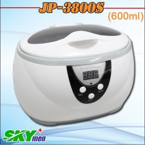 Household Personal Use Ultrasonic Machine for Denture, Injector, Surgery Knief Cleaning Jp-3800s pictures & photos
