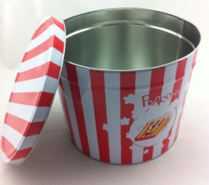 Hot Sale Popcorn Tin Cans pictures & photos