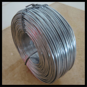 Low Price Hot Dipped and Electro Galvanized Wire pictures & photos