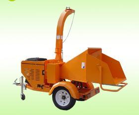 Wood Chipper with Honda Gasoline Engine pictures & photos