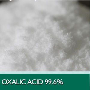 Samples Free! ! Food Additive Oxalic Acid 99.6% Min pictures & photos
