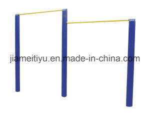 Outdoor Fitness Equipment WPC Series Uneven Bars pictures & photos