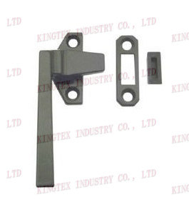 Zinc Alloy Window Handle/ Window Handle/ Hook Handle pictures & photos
