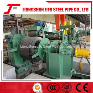 Automatic Welding Steel Pipe Mill Machine pictures & photos