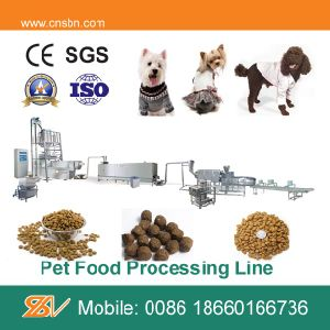 Fully Automatic Animal Food Making Machine pictures & photos