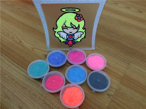 Factory Direct Sale DIY Modeling Foam Clay Pearl Clay for Kids