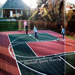 Top Quality with Cheap Price of Sports PP Interlocking Flooing Tile pictures & photos