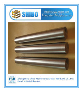 China Top Manufacturer Pure Molybdenum Rod with Factory Whosale Price and Superior Quality pictures & photos