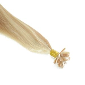 European Virgin Keratin U Tip Hair Extension pictures & photos