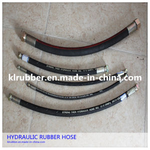 4sp Steel Wire Spiral Hydraulic Hose pictures & photos