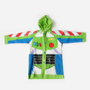 PVC Children Raincoat (SM-W1009) pictures & photos