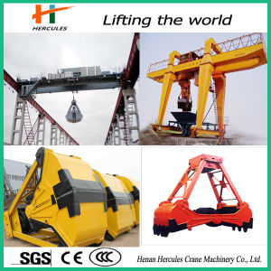 Six Petals Electric Crane Grab for Sell pictures & photos