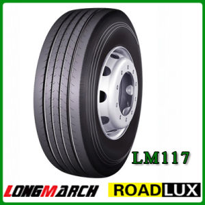 Cheap China Truck Tires 315/70r22.5 Wholesale Longmarch Truck Tyres pictures & photos
