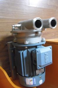 Sanitary Pump Ss304/316