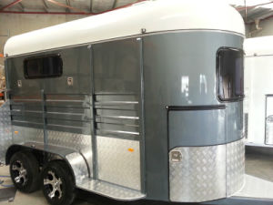 Model 35 Horse Trailer pictures & photos