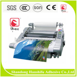 Stable Quality Water-Based Cold Type Film Laminating Glue pictures & photos