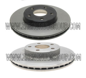 18060237 5580 Ts16949 OEM Brake Disc Rotor for Chevrolet/Buick/Pontiac/Cadillac pictures & photos