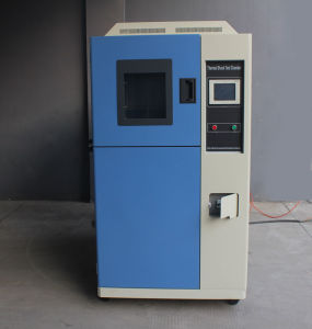 160 LTR -60c Air to Air Thermal Shock Test Instruments pictures & photos