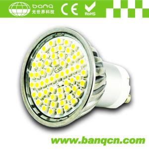 UK LED Spotlight GU10 with CE RoHS