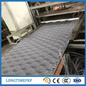 Thermal Formed PVC Spindle Cross Flow Cooling Tower Fill pictures & photos