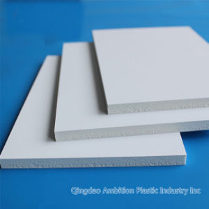 PVC Plastic Advertising Foam Board pictures & photos