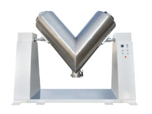 500L V Type Mixer for Powder Coating pictures & photos
