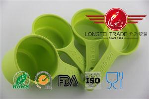 Plastic Powder Measuring Spoon Set pictures & photos