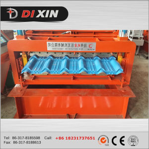 Good Warranty Automatic Zinc Metal Wall Sheet Roll Forming Machine pictures & photos