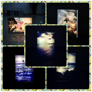 A4 Size Indoor Crystal Lightbox pictures & photos