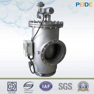 Automatic Control System Self-Cleaning Water Filter for Underground Water pictures & photos
