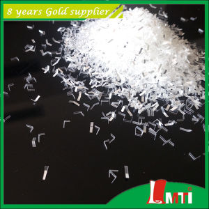 Non-Toxic Shinny V Shape Glitter for Textile Fabric pictures & photos