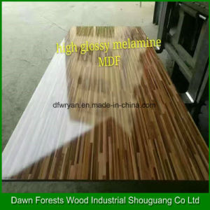 Good Design/Good Quality Melamine MDF for Furniture Usage pictures & photos