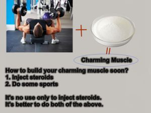 Injectable Steroid Powder Dehydronandrolon Acetate for Body Building pictures & photos