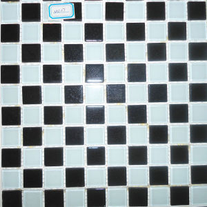 6mm Thickness Shell Crystal Glassmosaic pictures & photos