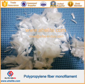 Environmental Concrete PP Monofilament Fibre pictures & photos