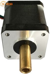 1.8 Degree 42bygh High Precise Hollow Shaft Motor for Laser Cutting Machine